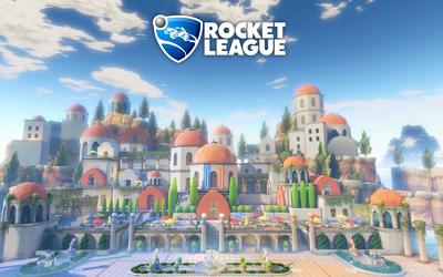 Utopia in Rocket League wallpaper