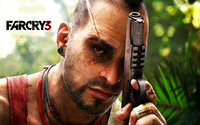 Vaas - Far Cry 3 wallpaper 2880x1800 jpg