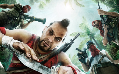 Vaas - Far Cry 3 [2] wallpaper