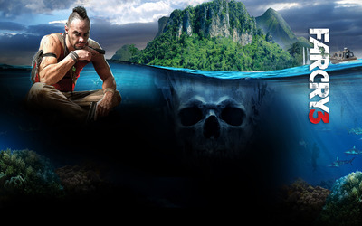 Vaas - Far Cry 3 [4] wallpaper