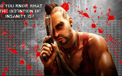 Vaas - Far Cry 3 [5] wallpaper