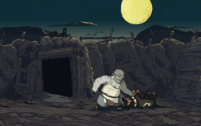 Valiant Hearts: The Great War wallpaper