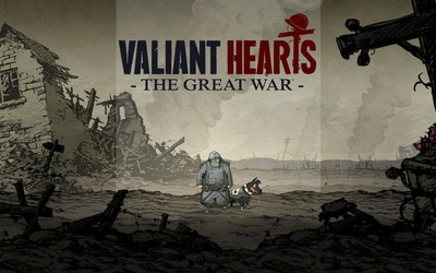 Valiant Hearts: The Great War [2] wallpaper