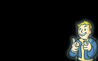 Vault Boy wallpaper 1920x1200 jpg