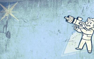 Vault Boy - Fallout [9] wallpaper