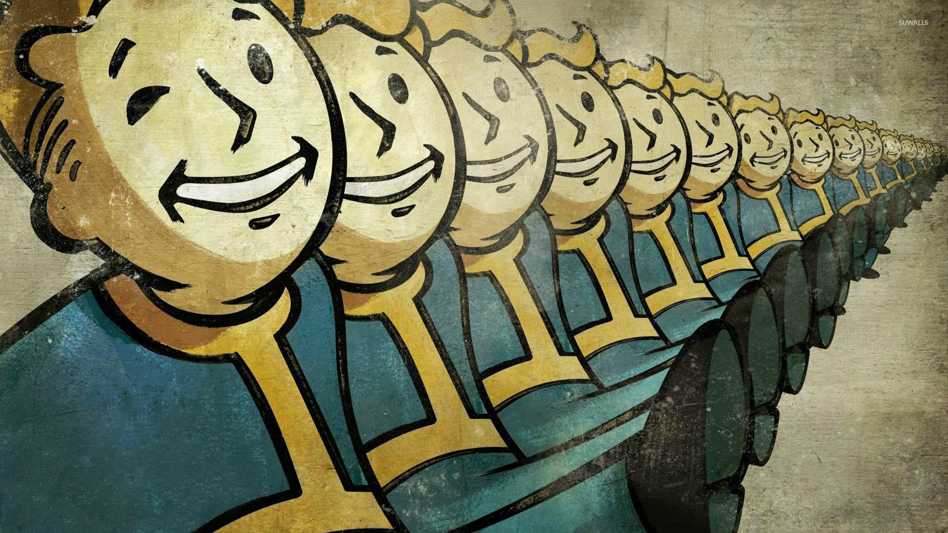 Vault Boy Fallout 7 Wallpaper Game Wallpapers 21093