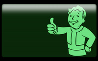 Vault Boy - Fallout [2] wallpaper 1920x1200 jpg