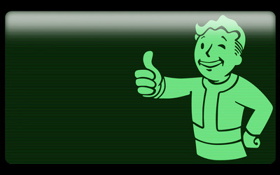 Vault Boy - Fallout [2] wallpaper