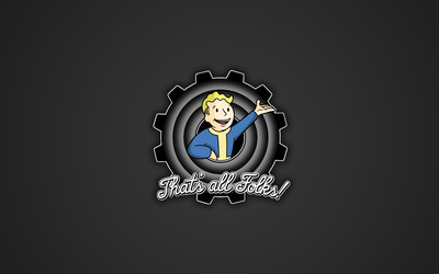 Vault Boy - Fallout [6] wallpaper