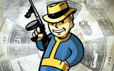 Vault Boy - Fallout [8] wallpaper
