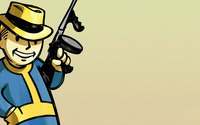 Vault Boy - Fallout [5] wallpaper 1920x1080 jpg