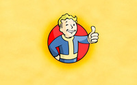Vault Boy - Fallout [4] wallpaper 1920x1200 jpg
