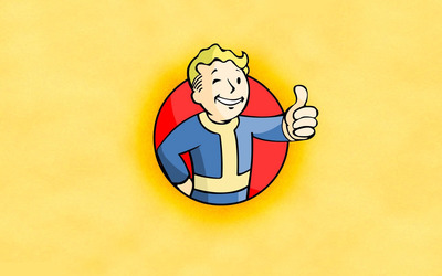 Vault Boy - Fallout [4] wallpaper