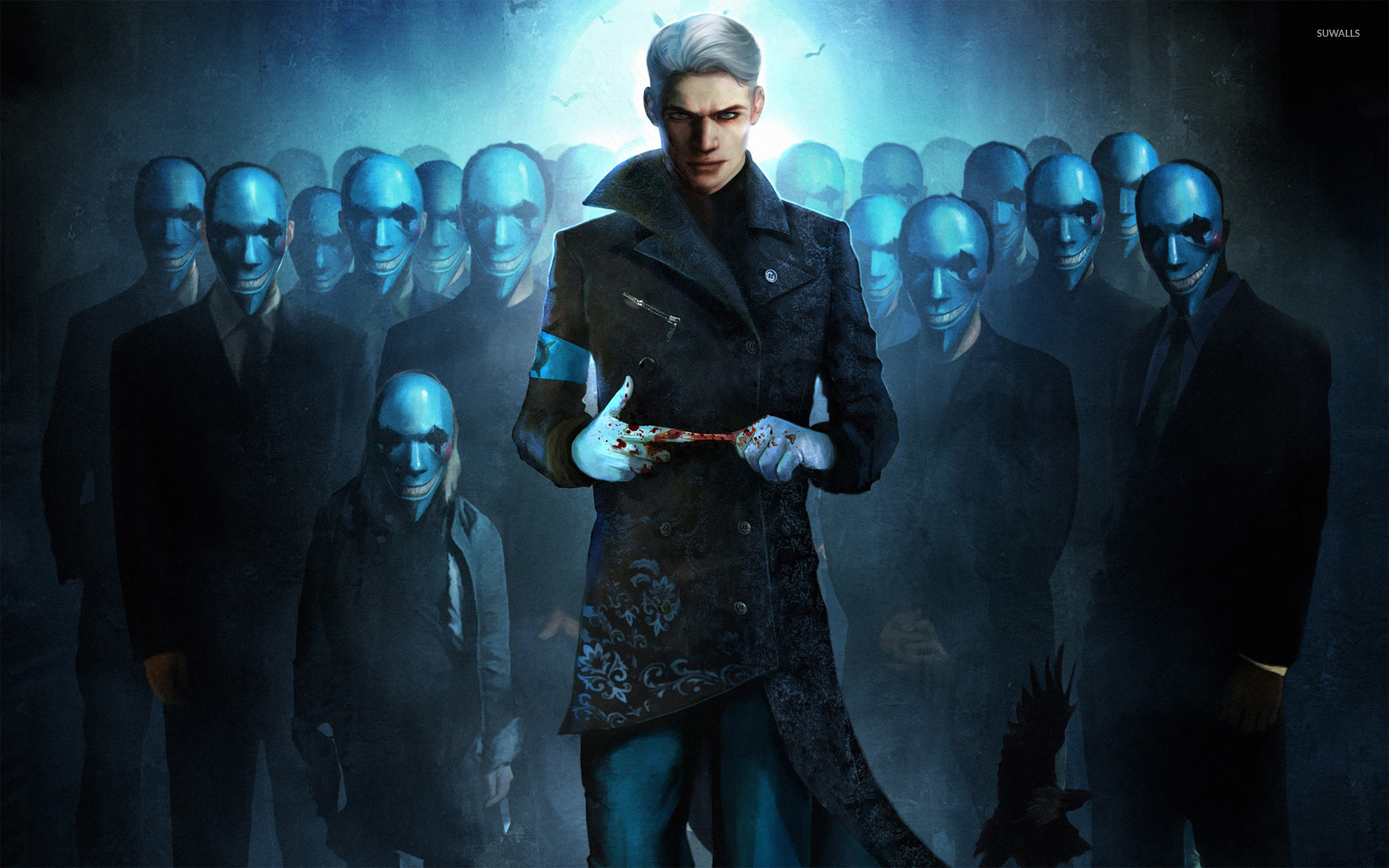 Vergil Devil May Cry 5 Wallpaper Game Wallpapers 18333