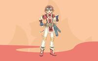 Vew Schlick - Atelier Annie: Alchemists of Sera Island wallpaper 2880x1800 jpg