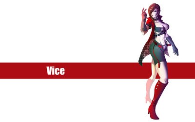 Vice - The King of Fighters wallpaper