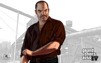Vladimir Glebov - Grand Theft Auto IV wallpaper