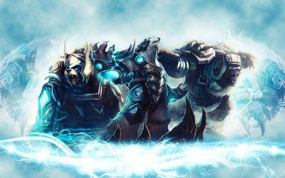 Volibear - League of Legends wallpaper
