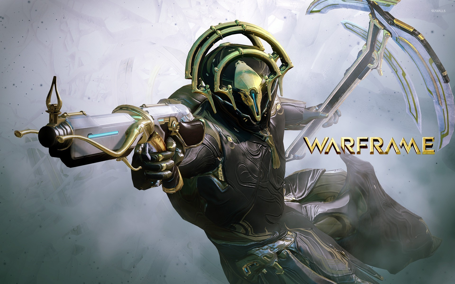 Warframe 2 Wallpaper