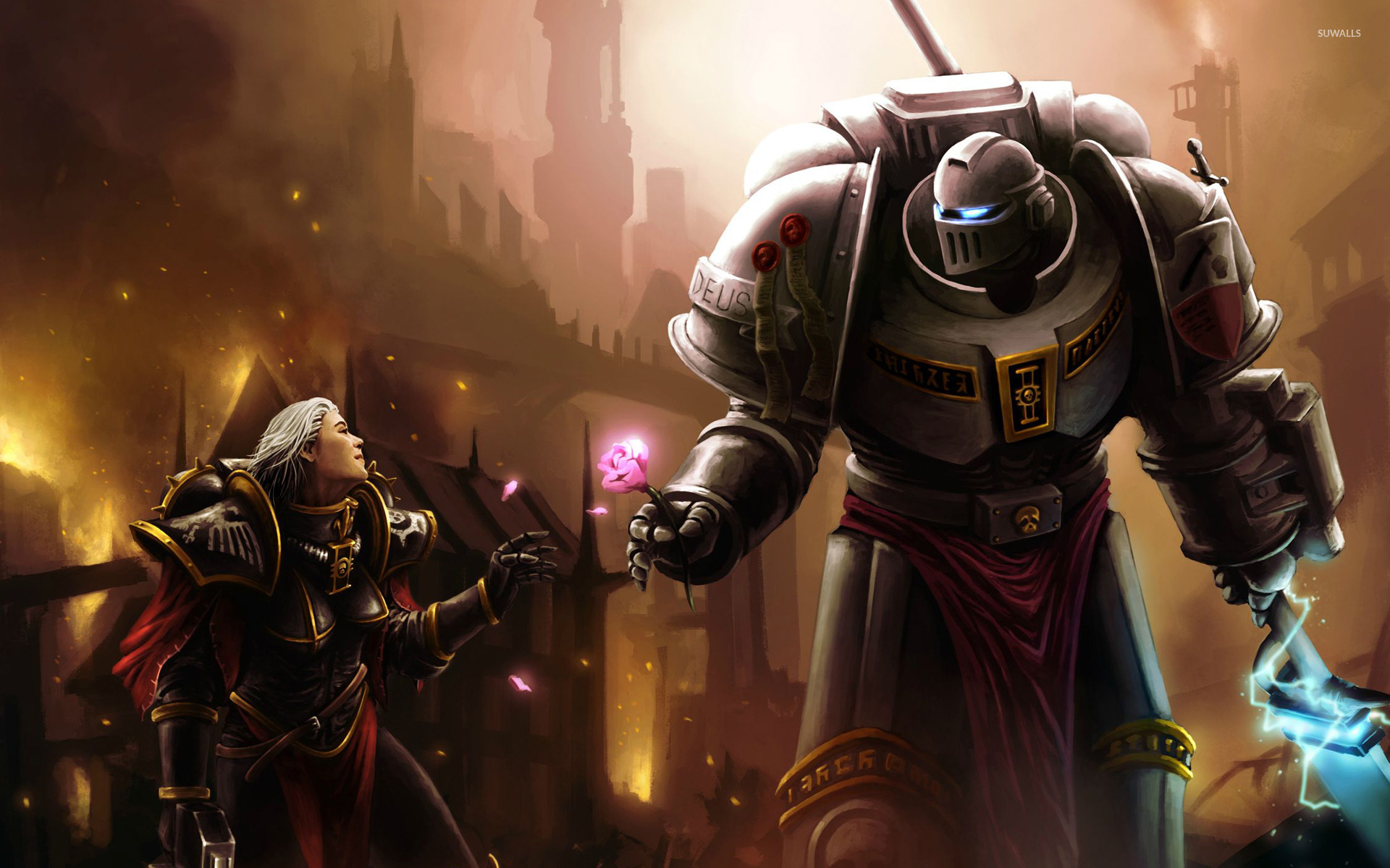 Warhammer 5 Wallpaper Game Wallpapers 15564