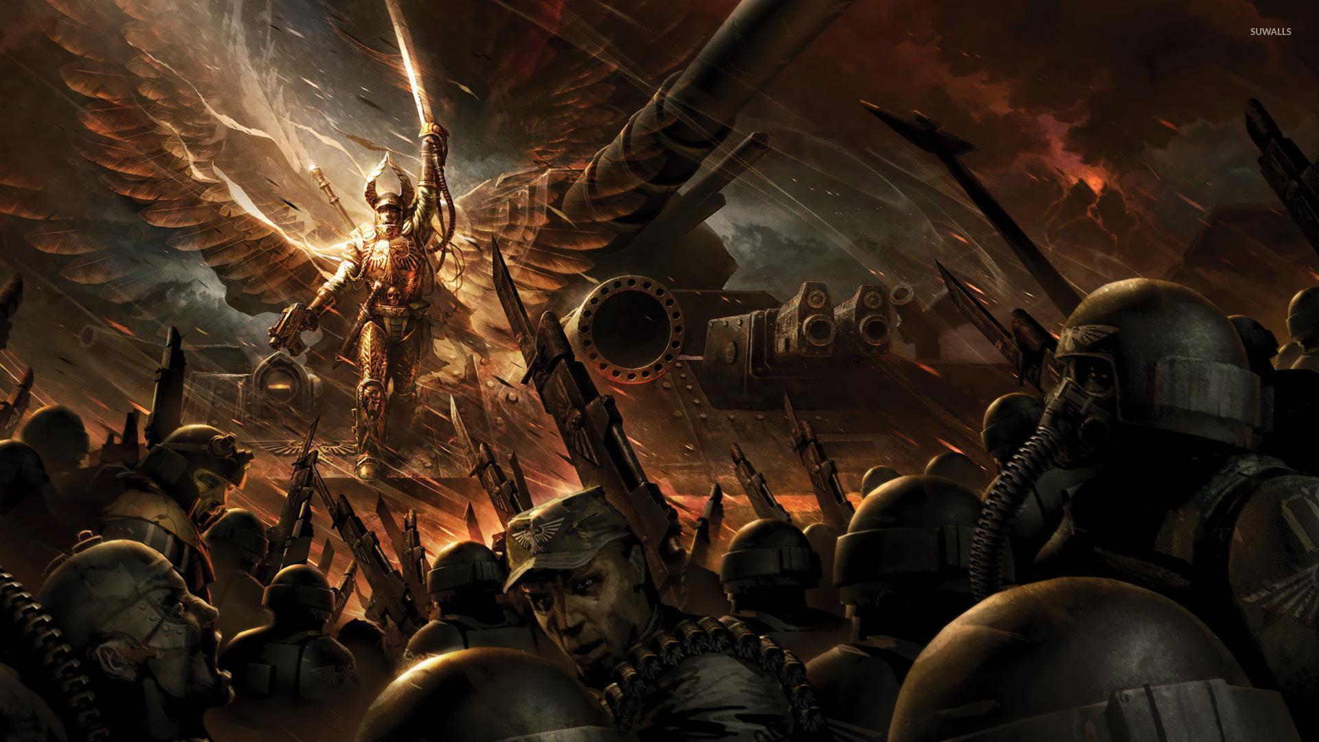 Warhammer Black Templars Wallpaper Game Wallpapers 15565