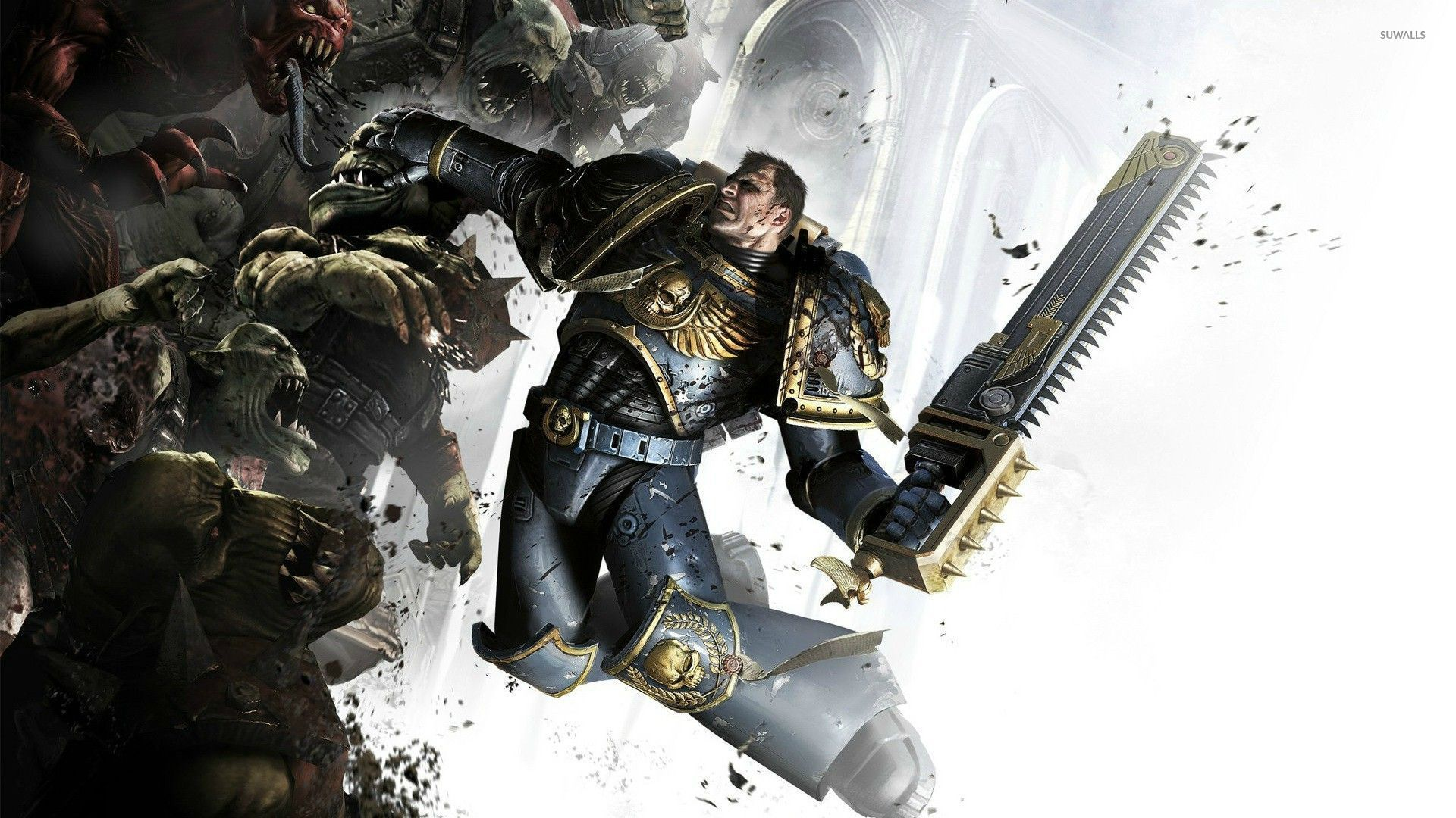 warhammer 40,000 [8] wallpaper - game wallpapers - #27101