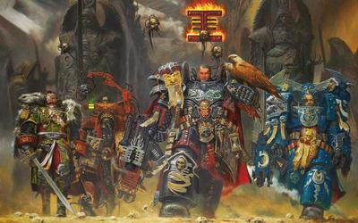 Warhammer 40,000 [13] wallpaper