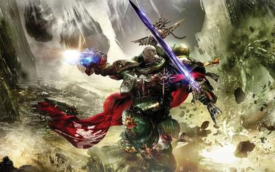 Warhammer 40,000 [7] wallpaper