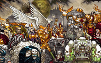 Warhammer 40,000 [16] wallpaper 1920x1200 jpg