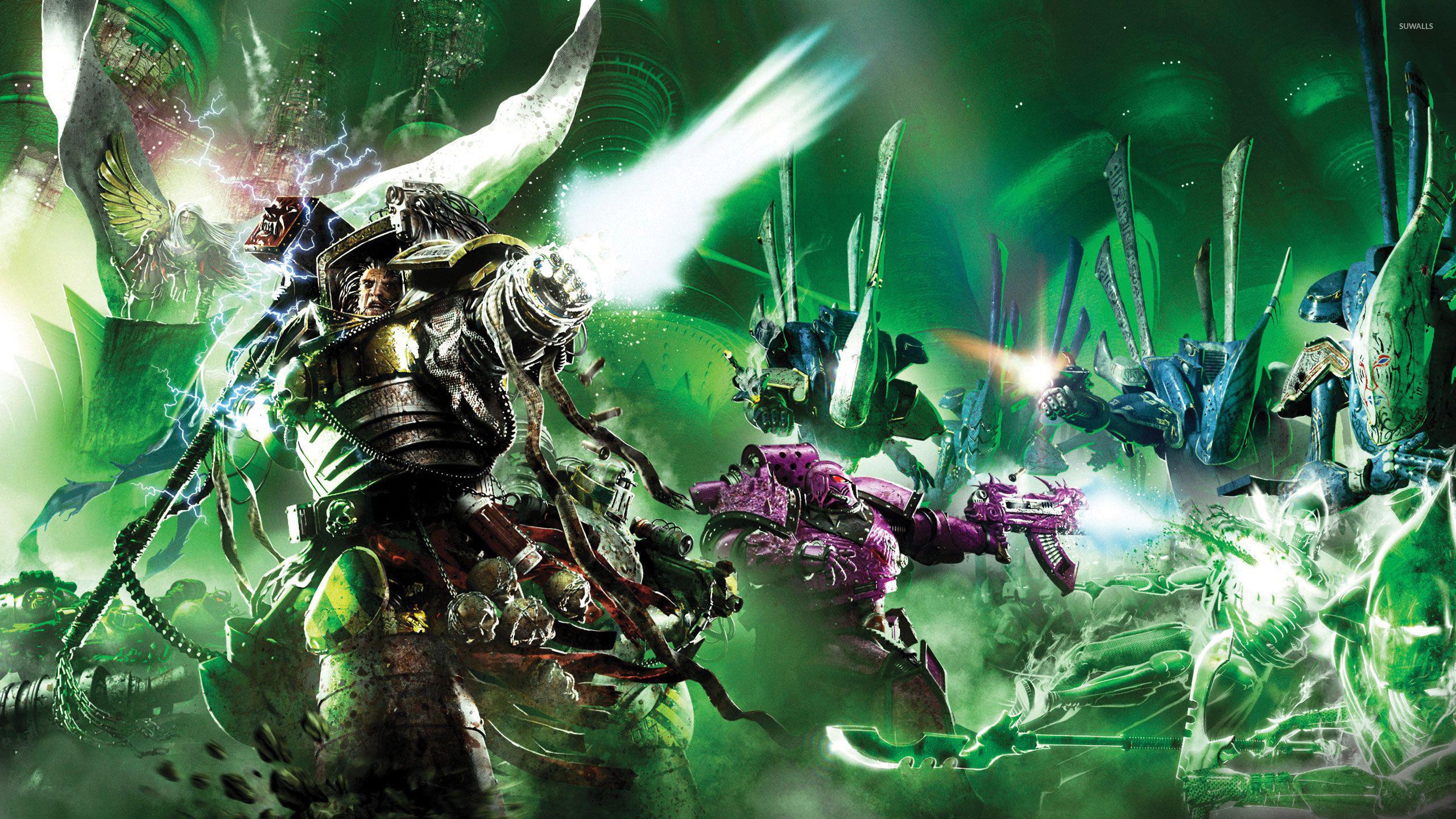 Warhammer 40 000 10 Wallpaper