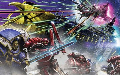 Warhammer 40,000 [12] wallpaper