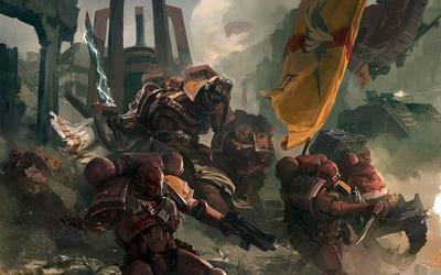 Warhammer 40,000 [6] wallpaper