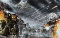 Warhammer 40,000 wallpaper 2880x1800 jpg