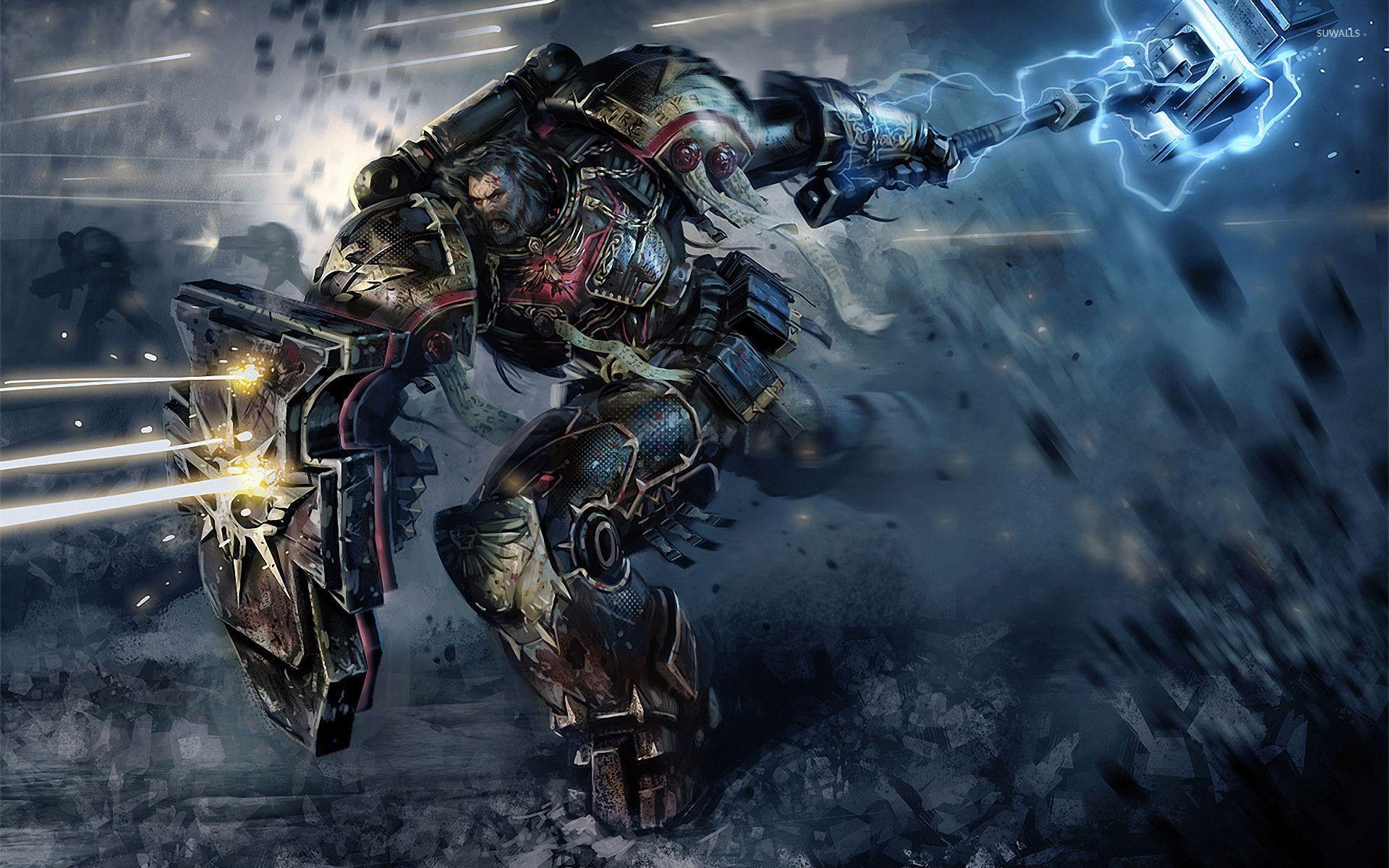 Warhammer 40000 2 Wallpaper Game Wallpapers 30555