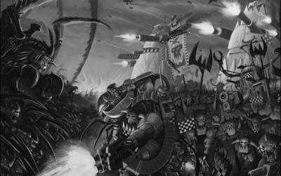 Warhammer 40,000: Dawn of War 2 wallpaper