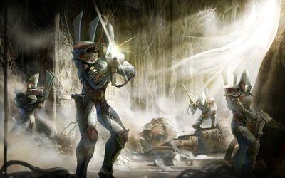 Warhammer 40,000 - Dawn of War wallpaper