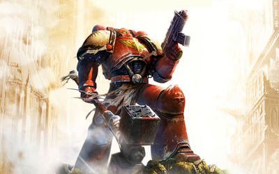 Warhammer 40,000: Dawn of War II wallpaper