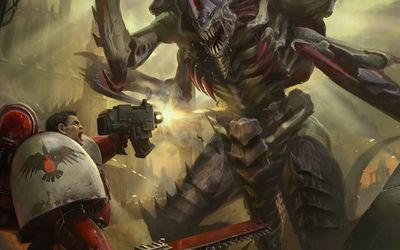 Warhammer 40,000 - Dawn of War II wallpaper