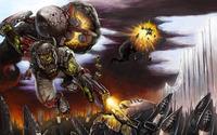 Warhammer 40,000: Space Marine [7] wallpaper 1920x1200 jpg