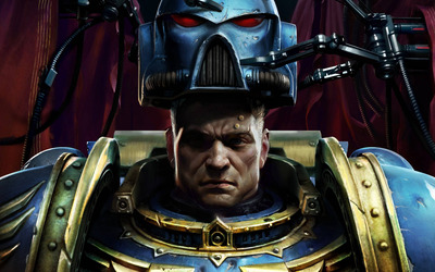 Warhammer 40,000: Space Marine [6] Wallpaper