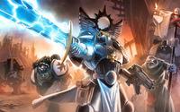 Warhammer 40,000: Space Marine [2] wallpaper 1920x1080 jpg