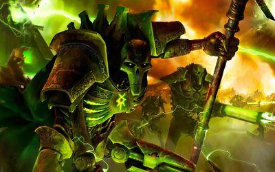 Warhammer 40k warrior Wallpaper