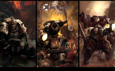 Warhammer: Black Templars wallpaper
