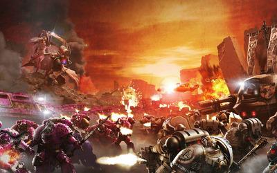 Warhammer: Mark of Chaos [2] wallpaper