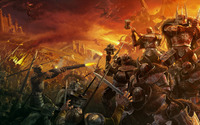 Warhammer: Mark of Chaos wallpaper 1920x1080 jpg