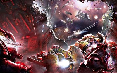 Warhammer: Shadows of Treachery wallpaper