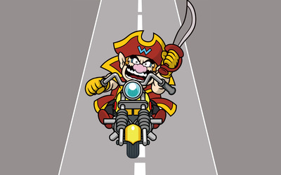 Wario - Game & Wario [3] wallpaper