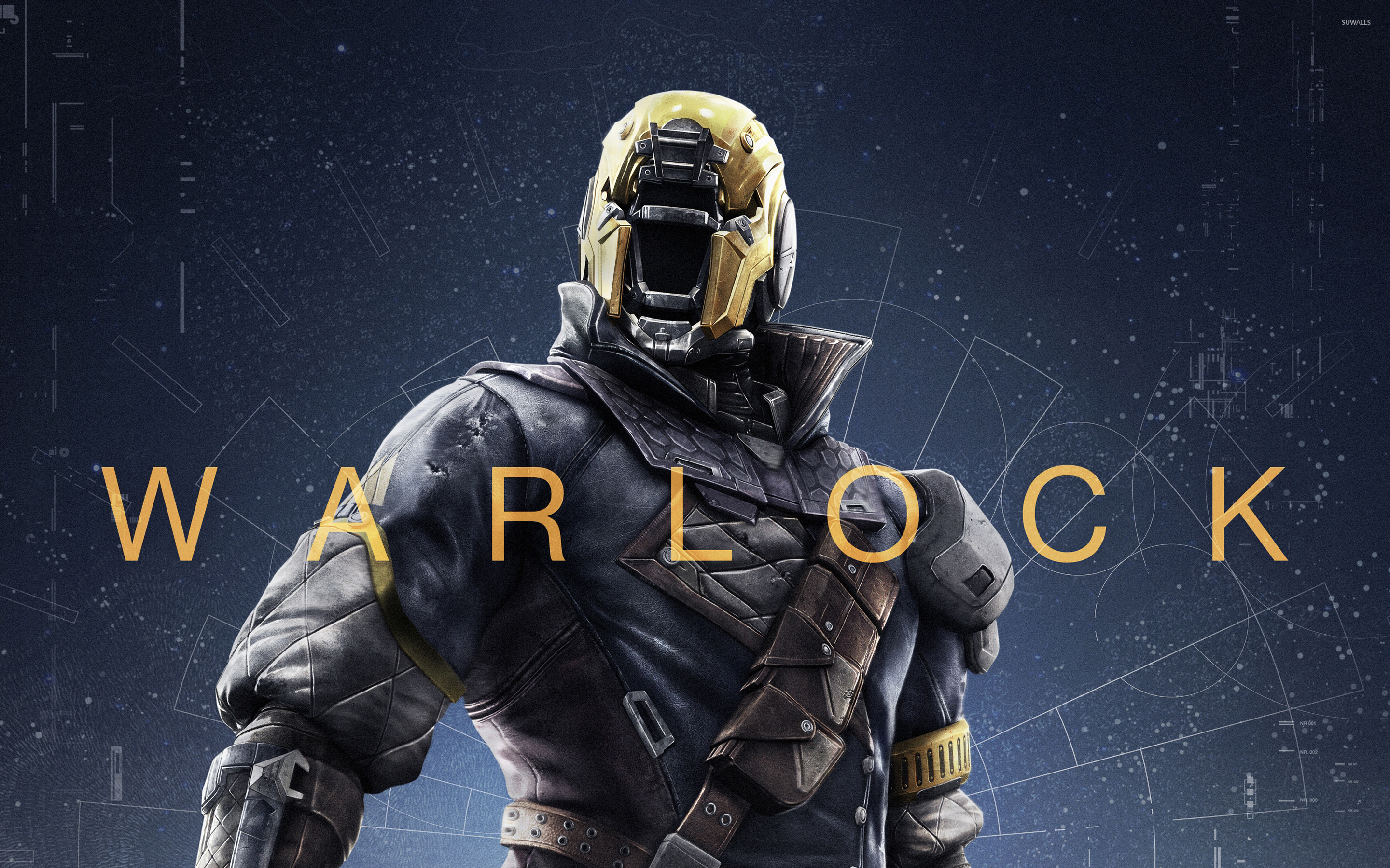 Warlock - Destiny wallpaper - Game wallpapers - #32268