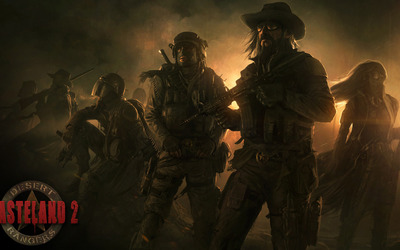 Wasteland 2 wallpaper