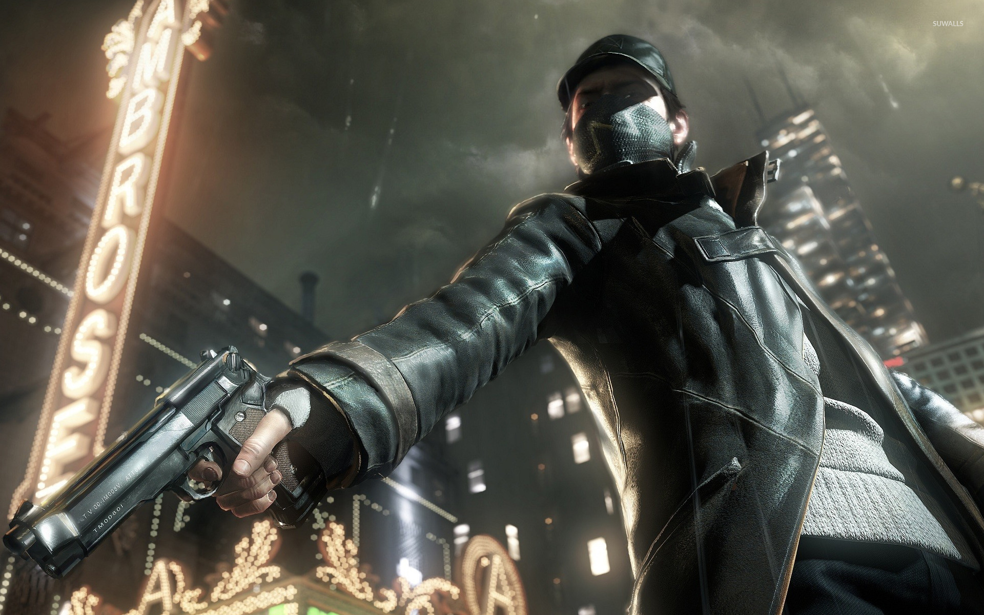 Watch Dogs 2 Wallpaper Game Wallpapers 16612